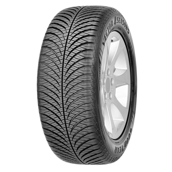 GOODYEAR VECTOR 4 SEASONS G2 205/55 R16 91V  M+S RUNFLAT