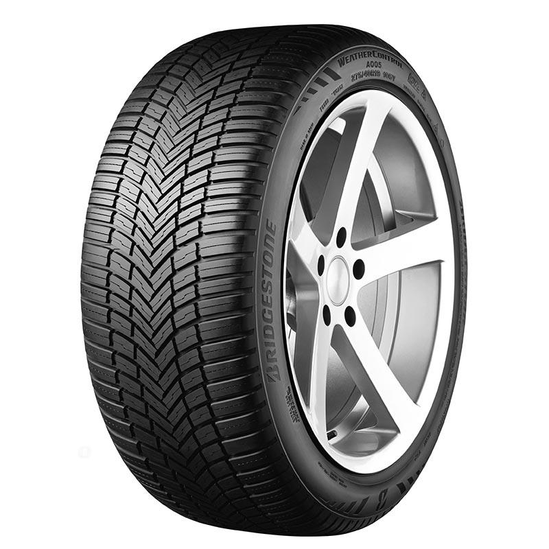 BRIDGESTONE WEATHER CONTROL A005 205/55 R16 94V XL M+S RUNFLAT