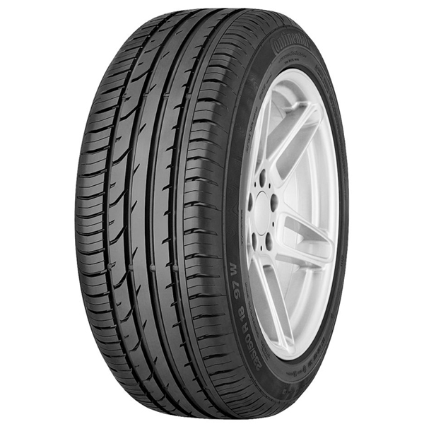 CONTINENTAL CONTIPREMIUMCONTACT 2 205/55 R17 91V  RUNFLAT