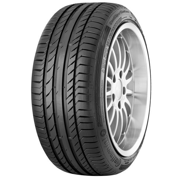 225 45 r17 91W continental sportcontact 5 mo extende