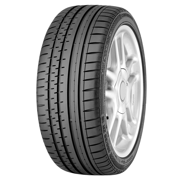 215 40 r18 89W continental contisportcontact 2